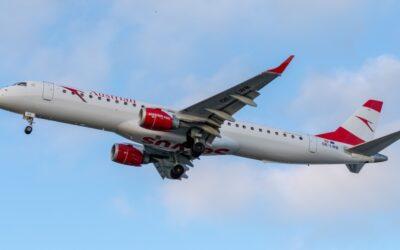 Austrian Airlines začne normálně létat z Londýna a do Tel Avivu