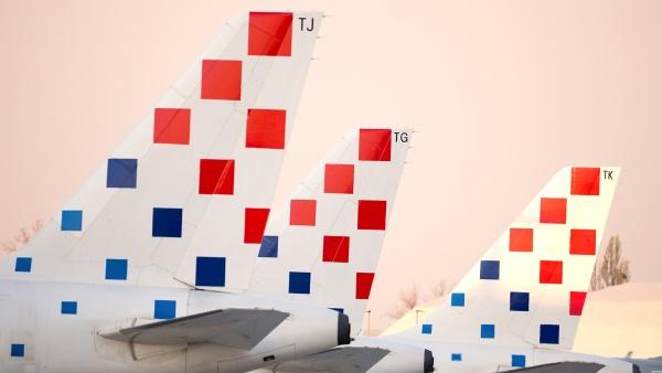 Croatia Airlines odstranila lety z Prahy do Záhřebu