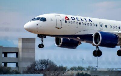 Delta Air Lines téměř nutí své věrnostní zákazníky ze Seattlu k létání