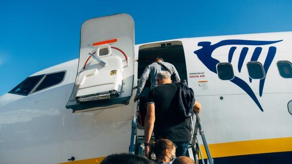 Ryanair v Itálii spustí rekordní letový řád
