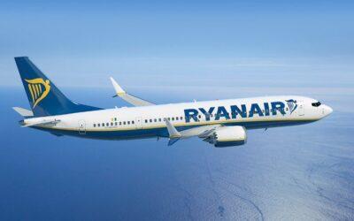 Ryanair očekává v dubnu a květnu převzetí 16 letadel Boeing 737 MAX