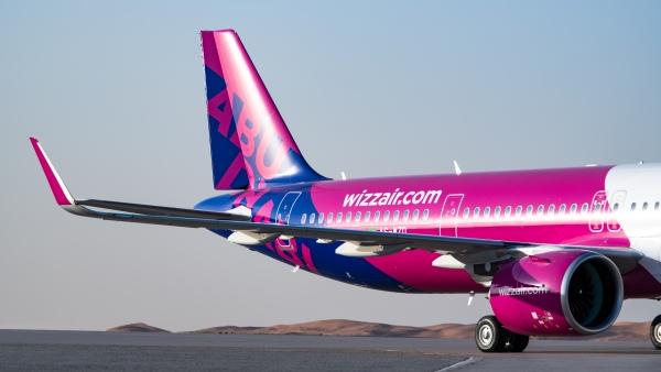 Wizz Air Abu Dhabi zavádí nové linky do Kazachstánu