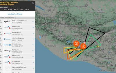 V Guatemale vybuchla sopka Pacaya, ruší se lety