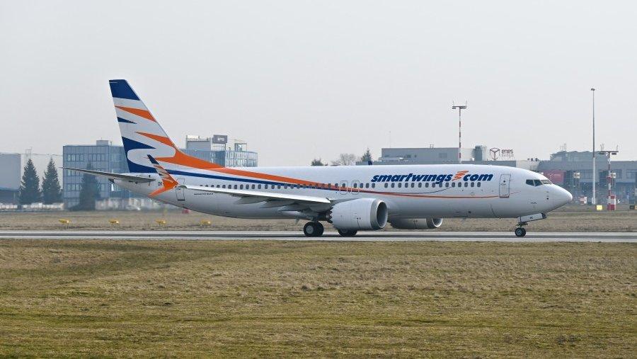 Smartwings bude létat z Bratislavy do Dubaje
