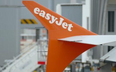 easyJet nabízí letenky až do září 2022