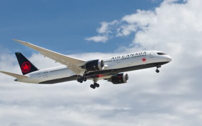 Air Canada obnoví linku z Toronta do Vídně