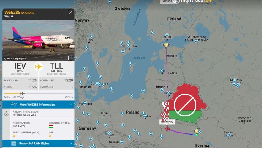 Řídící letového provozu z Běloruska, který komunikoval s piloty Ryanairu zmizel