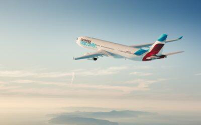 Eurowings Discovery bude létat do Salt Lake City a Kilimandžára