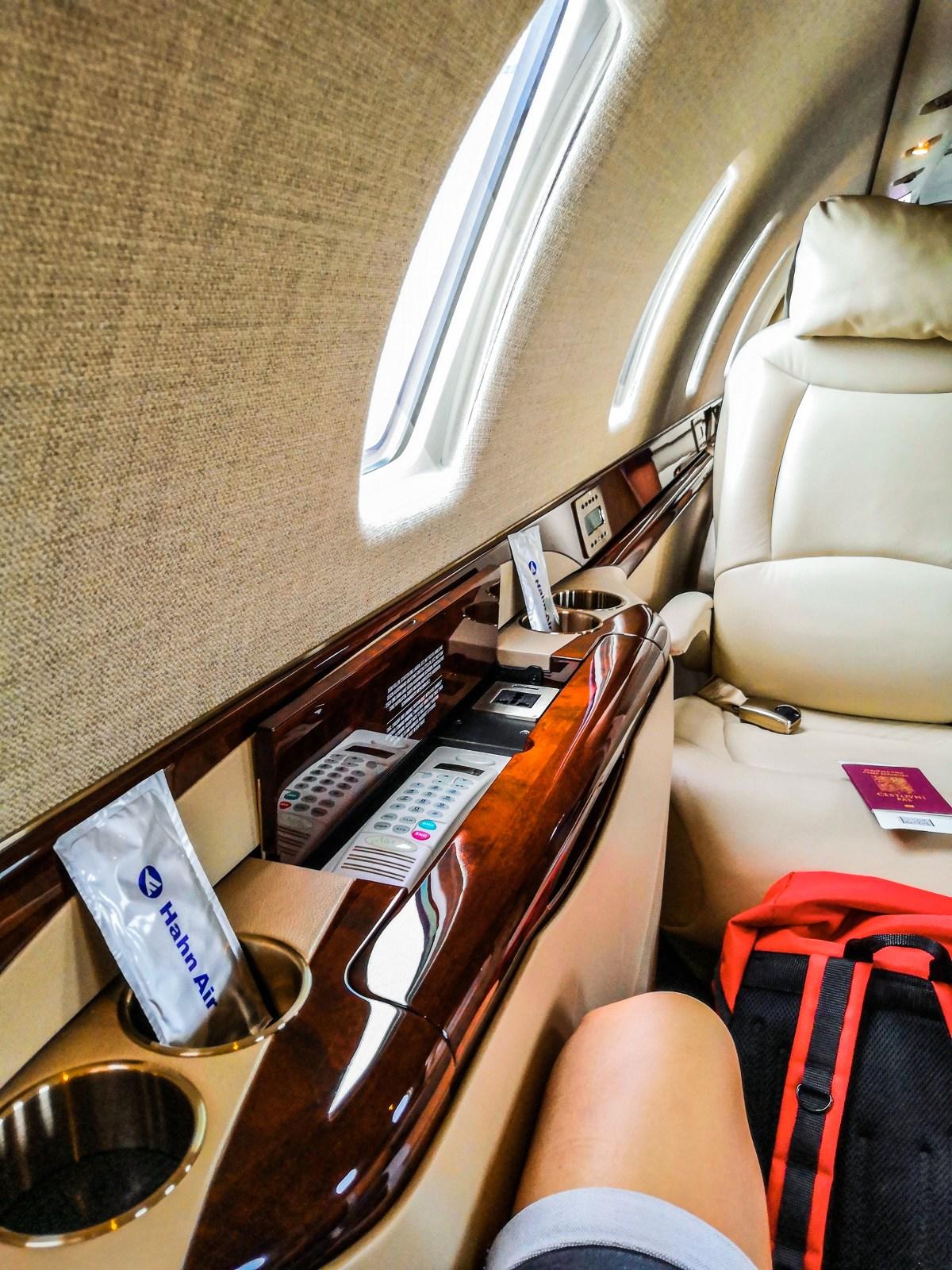 Business Jet Hahn Air