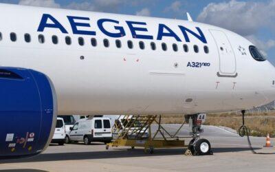Aegean Airlines a Volotea podepsaly dohodu o sdílení kódů