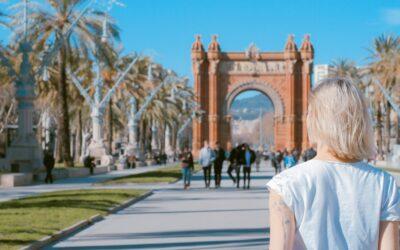 Španělsko: Zpáteční letenky z Prahy do Barcelony 1.047 Kč