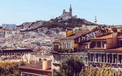 Francie: Zpáteční letenky z Prahy do Marseille 798 Kč