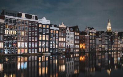 Nizozemsko: Zpáteční letenky z Prahy do Amsterdamu 1.569 Kč