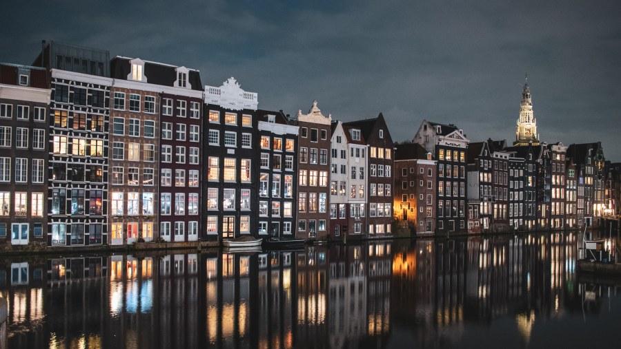 Nizozemsko: Zpáteční letenky z Prahy do Amsterdamu 1.448 Kč