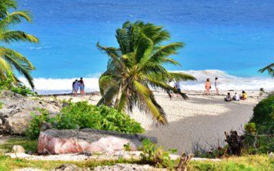 Barbados: Zpáteční letenky z Vídně na Barbados 10.728 Kč