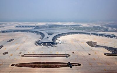 Chengdu Tianfu International Airport zahájilo provoz