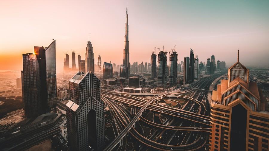 Spojené arabské emiráty: Zpáteční letenky z Prahy do Dubaje 7.990 Kč