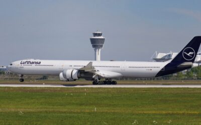 Lufthansa reaktivuje pět letadel Airbus A340-600