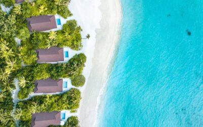 Maledivy: Zpáteční letenky z Prahy na Maledivy od 13.263 Kč