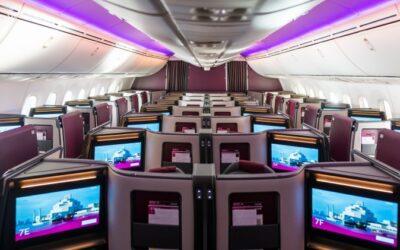 Qatar Airways představil novou Business třídu