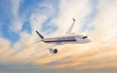 Pátá svoboda Singapore Airlines z Kodaně do Říma