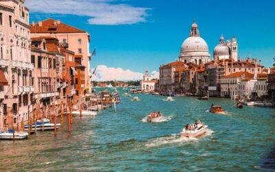 Itálie: Zpáteční letenky z Prahy do Benátek 518 Kč
