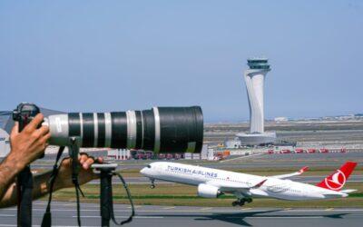 Letiště v Istanbulu otevře první oficiální spotterské místo v Turecku