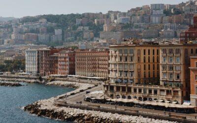 Ryanair otevře novou linku z Prahy do Neapole