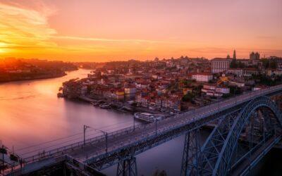 Portugalsko: Zpáteční letenky z Vídně do Porta 542 Kč