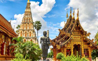 Thajsko: Zpáteční letenky z Mnichova do Bangkoku 10.037 Kč