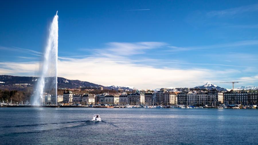 Švýcarsko: Zpáteční letenky z Prahy do Ženevy 1.188 Kč