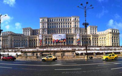 Rumunsko: Zpáteční letenky z Prahy do Bukurešti 1.022 Kč