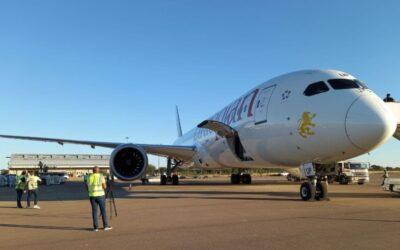 Exorcista vyháněl pomocí vúdú zlé duchy z Boeingu 787 Ethiopian Airlines