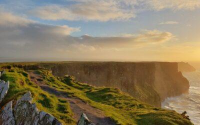 Irsko začne od 19. července vítat turisty