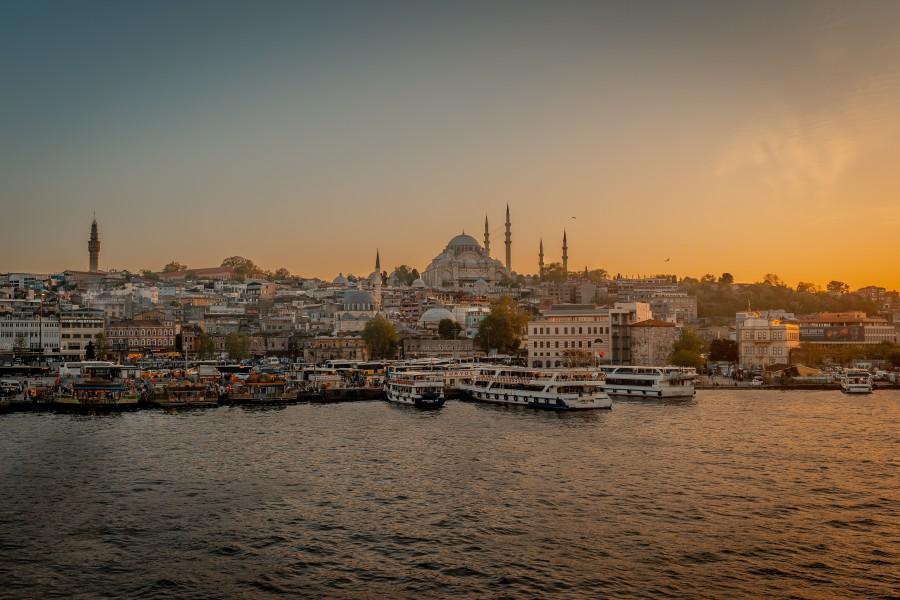 Turecko: Zpáteční letenky z Prahy do Istanbulu 1.981 Kč