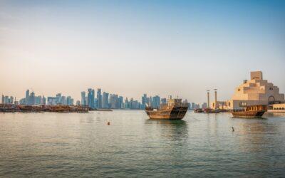 Katar zruší karanténu pro očkované cestující