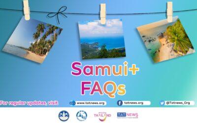 Ko Samui se otevře od 15. července očkovaným turistům