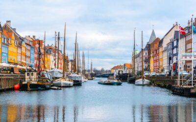 Dánsko: Zpáteční letenky z Prahy do Kodaně 518 Kč