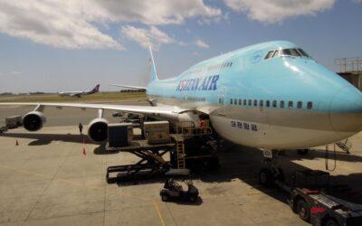 Jižní Korea chce využívat Boeing 747 k vypouštění raket se satelity