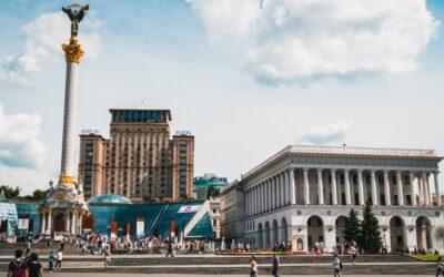 Ukrajina: Zpáteční letenky z Pardubic do Kyjeva od 538 Kč