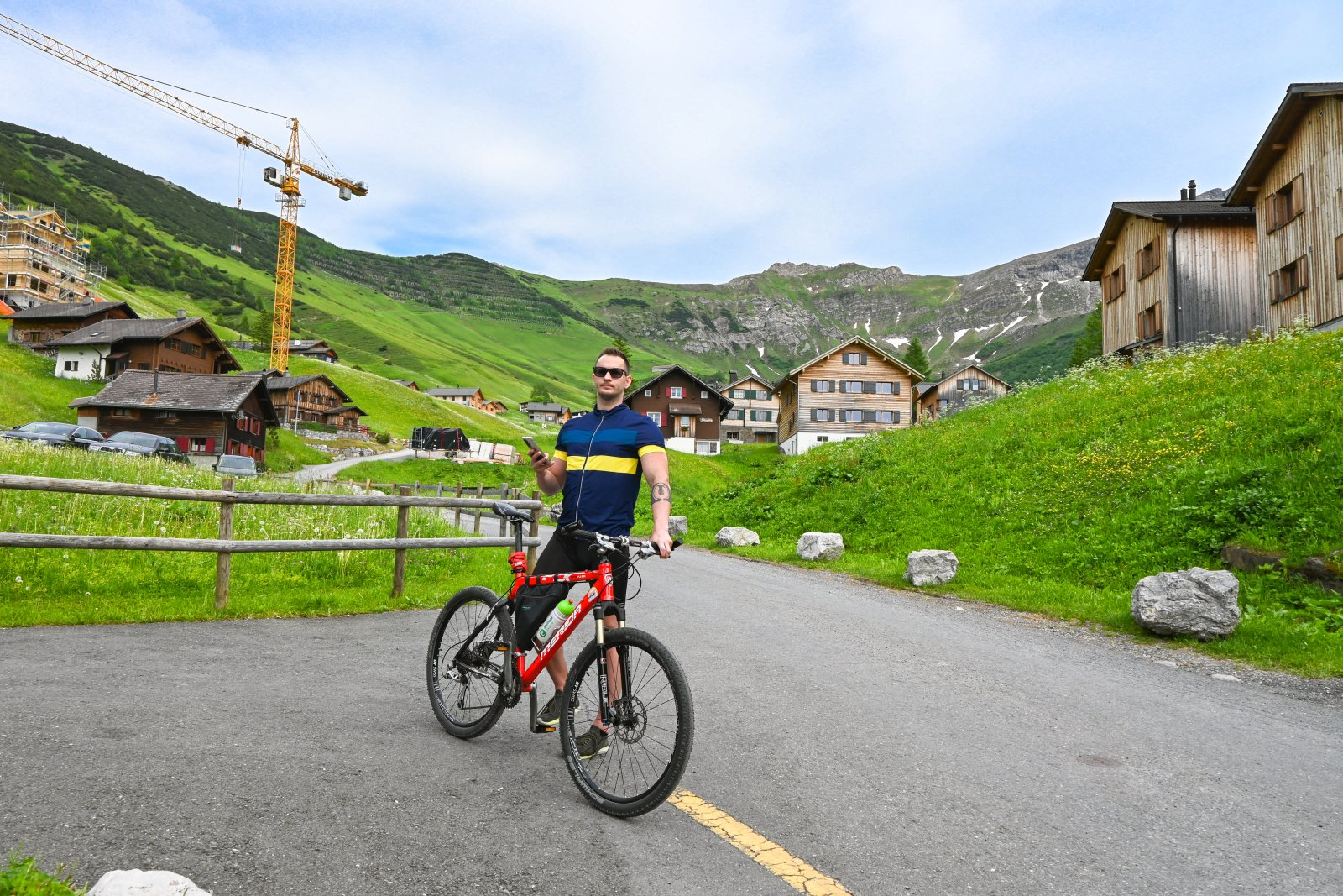 Lichtenštejnsko - Malbun