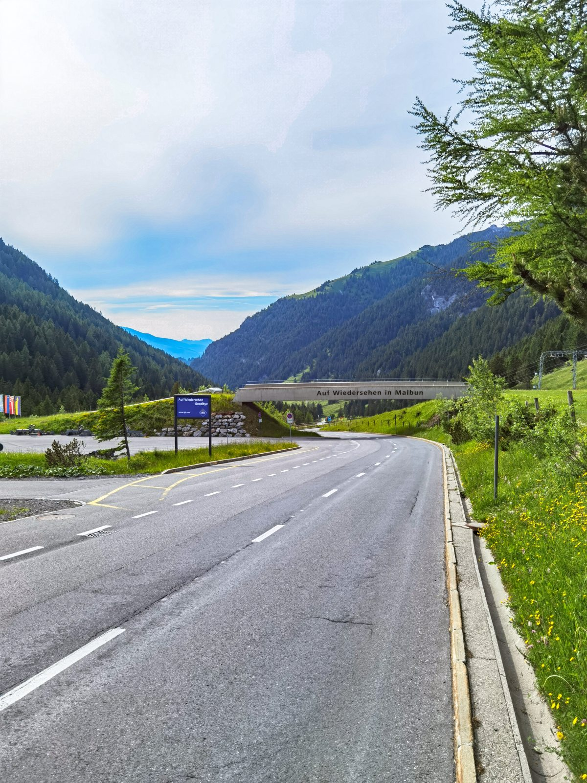 Lichtenštejnsko Malbun