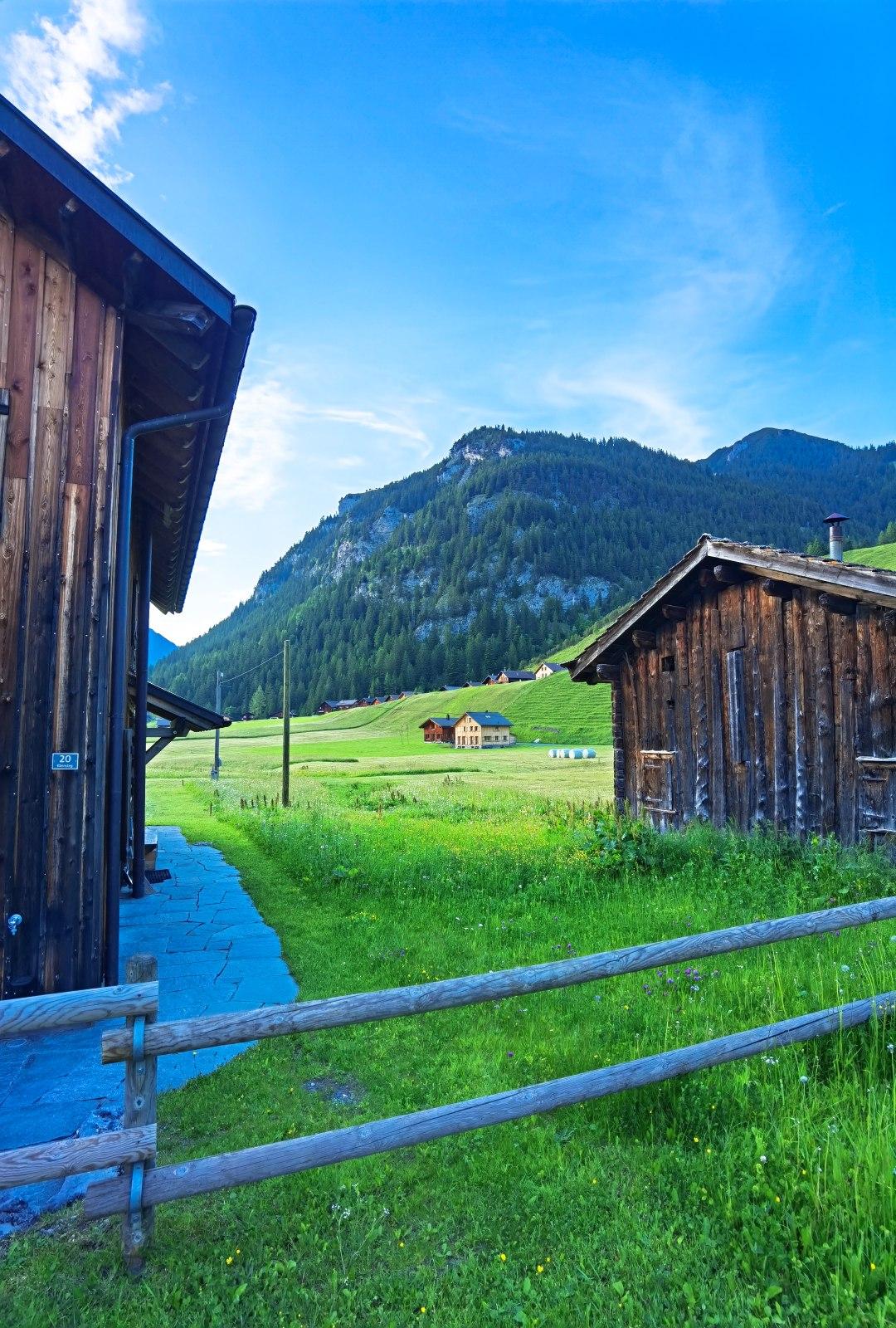 Lichtenštejnsko venkov