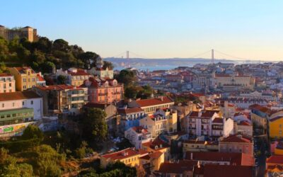 Portugalsko: Zpáteční letenky z Prahy do Portugalska 2.598 Kč