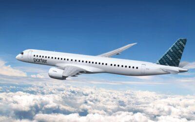 Porter Airlines objednává až 80 letadel Embraer E195-E2