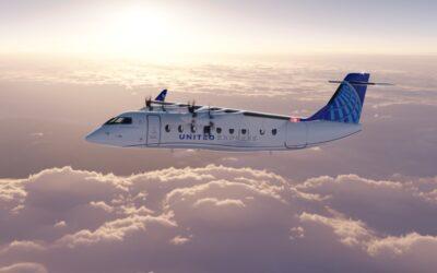 United Airlines podepsala dohodu o koupi 100 elektroletadel ES-19