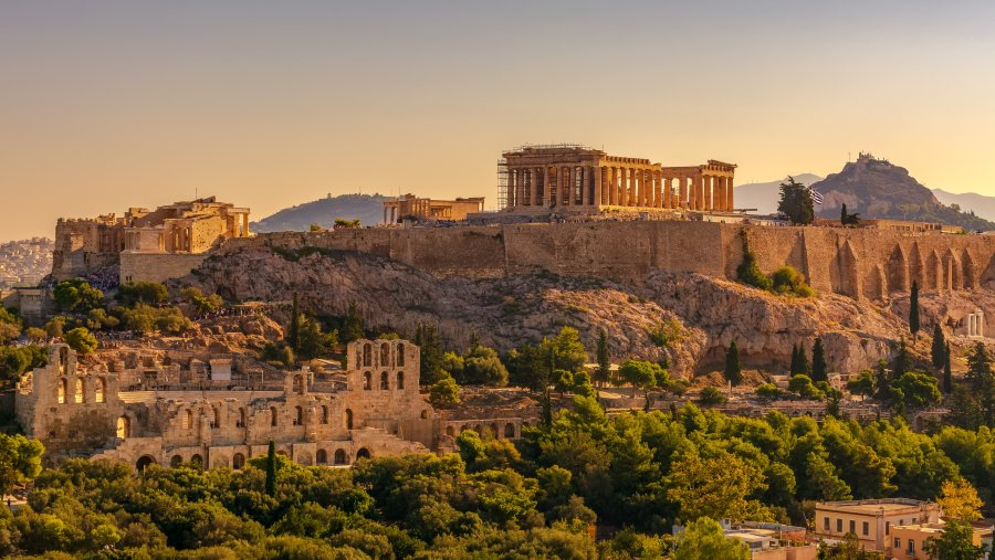 Do řeckých kaváren, barů a restaurací pouze s očkováním