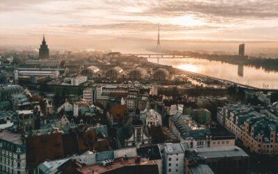 Lotyšsko: Zpáteční letenky z Prahy do Rigy 398 Kč