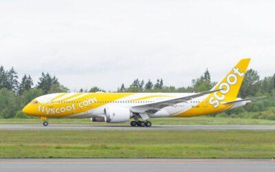 Pátá svoboda aerolinky Scoot z Berlína do Athén