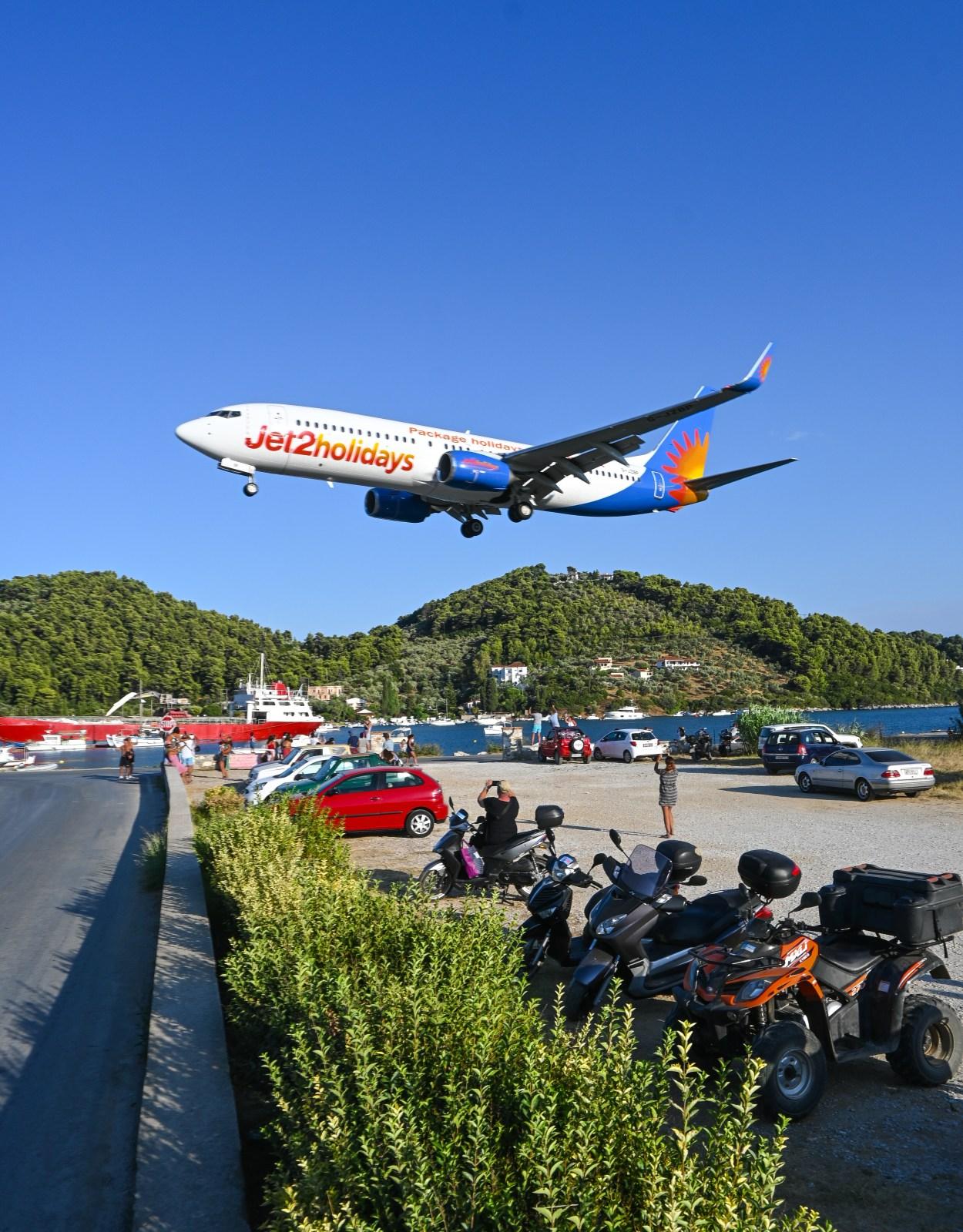 Letiště Skiathos